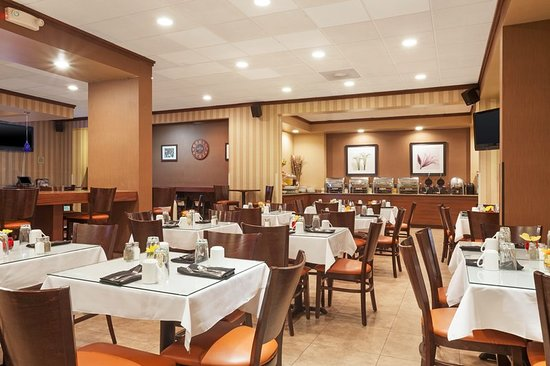 Holiday Inn Richmond I 64 West End: Restaurant