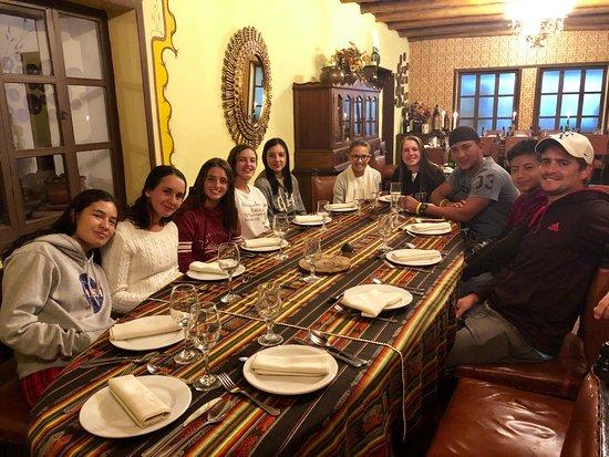 Hosteria Chorlavi Restaurant: la mejor cena en el mejor lugar