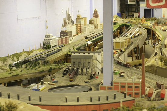 London Model Railroad Group