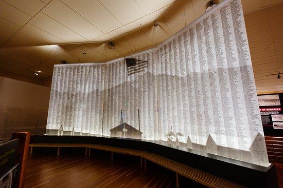 Independence, CA: Museum interior