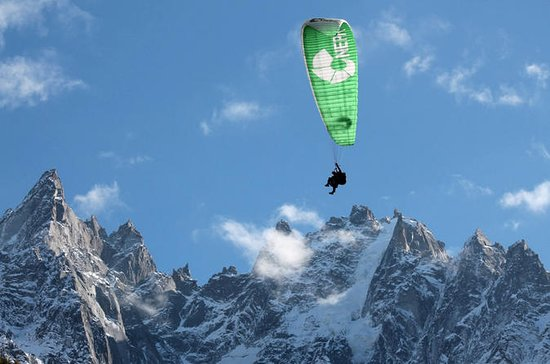 Chamonix Small-Group Alps Paragliding ...