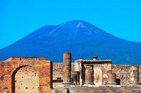 Privat tur Pompeji, Vesuv og...