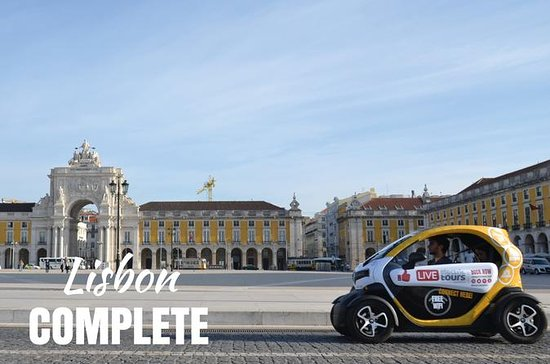 Lisbon Complete - Self Drive in...