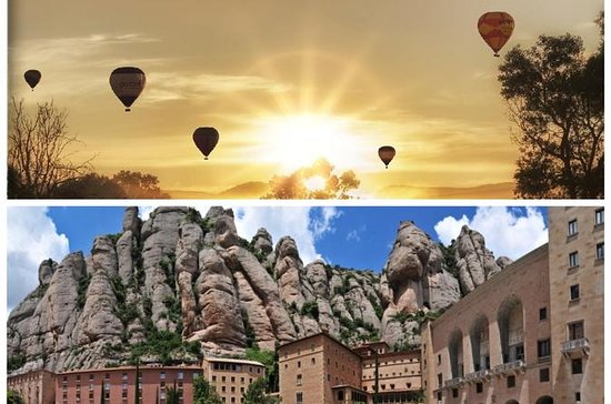 Montserrat Monastery Tour  & Hot Air...