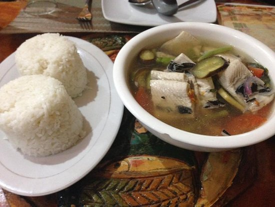 Octagon Bed and Dine: Sinagang