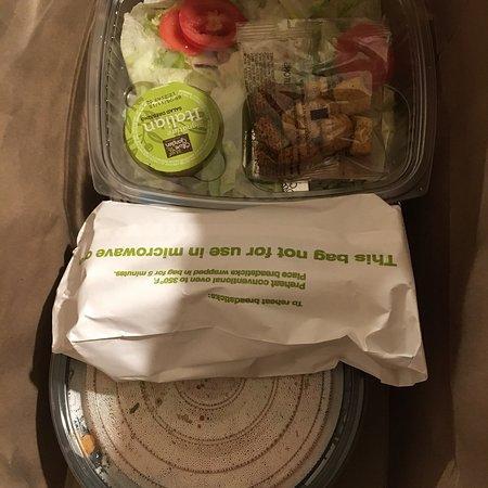 To Go Order Picture Of Olive Garden Escondido Tripadvisor