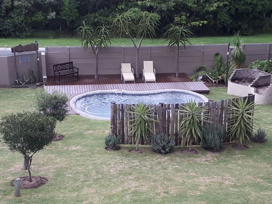 Gonubie, Sydafrika: Lovely pool area