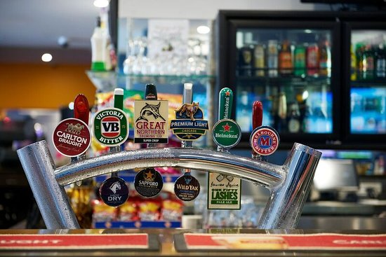 Essendon North, Australia: We have a large variety of beer on tap