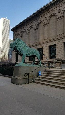 Istituto d'arte di Chicago Photo