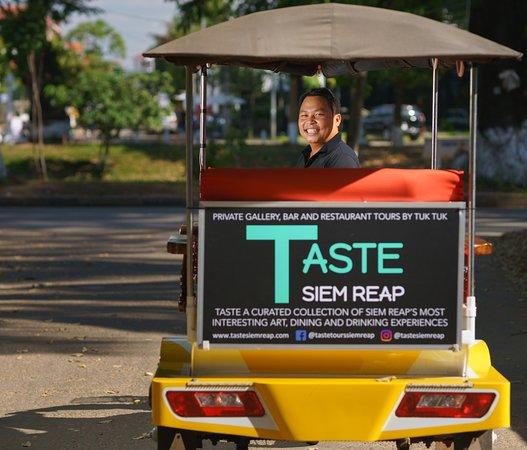Taste Siem Reap