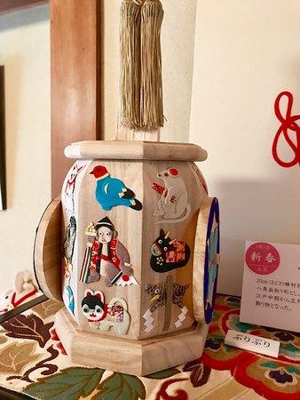 Maniwa, Japan: 素晴らしい お雛様の ぶりぶり