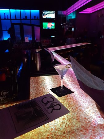The Firestone Grill Room, Martini Bar & Skybar Photo