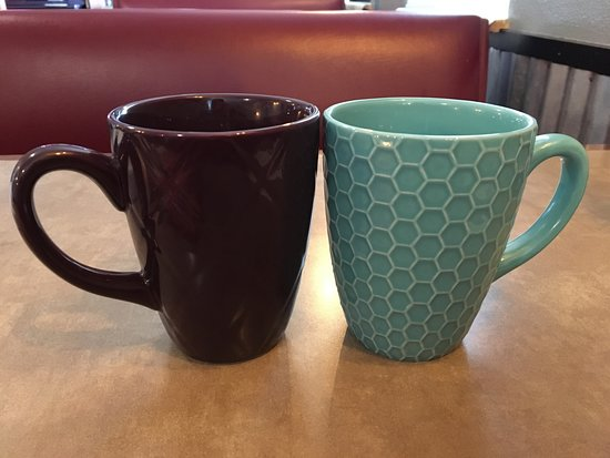 Mascoutah, IL: coffee at skooter's