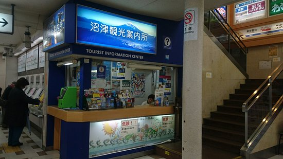 Numazu Tourist Information Center
