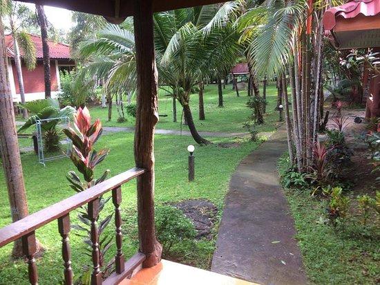 Khlong Sok, Thailand: หน้าห้องพัก