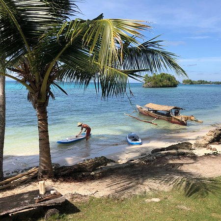 Island Retreat: 2 SUPs to rent for exploring the area nearby on your own-the mangrove, snorkeling or just for fu