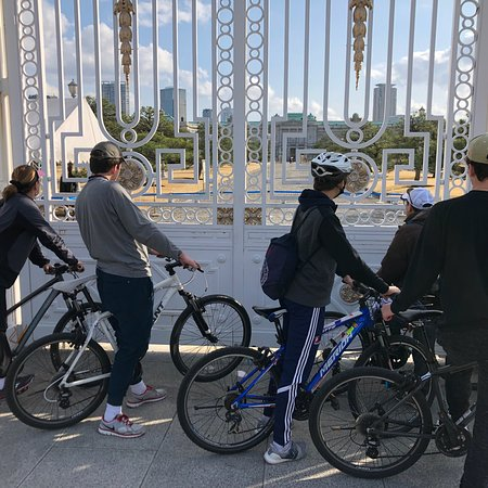 Tokyo Bike Tour - Day tour