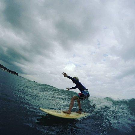 Κανγκού, Ινδονησία: Bali Surf Instructor