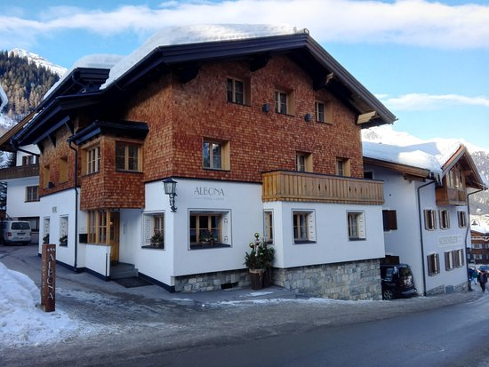 St Anton Hotel Albona