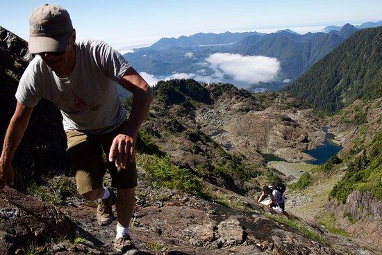 Clayoquot Sound, Canada: Heli-Hiking
