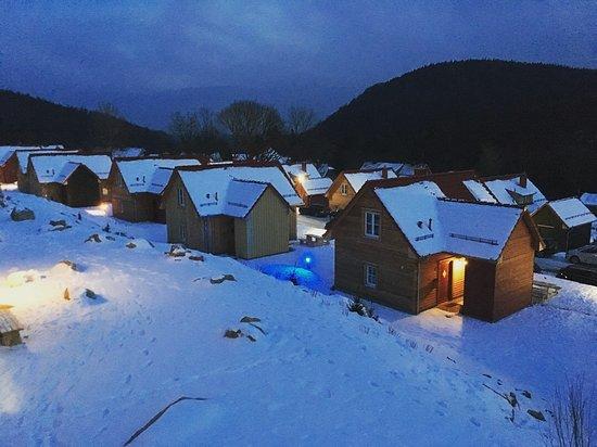 Schierke, ألمانيا: Das Resort am Abend