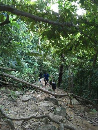 Negeri Sembilan, Malasia: The climb