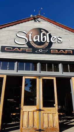 Timaru, Nowa Zelandia: The cafe