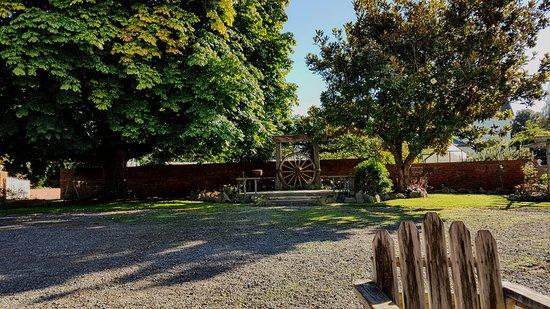 Timaru, New Zealand: Outside area
