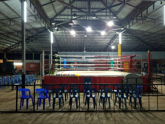 Muay Thai at Klong Dao Stadium