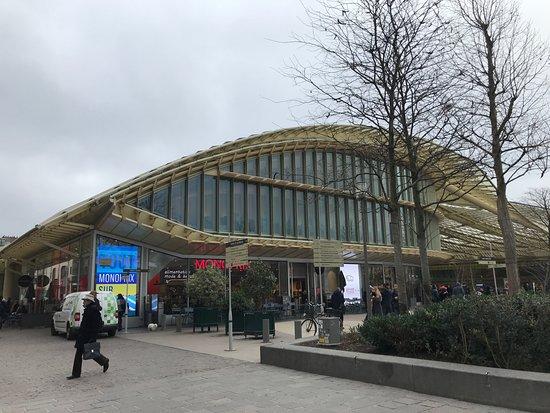 Forum des halles picture of forum des halles paris tripadvisor - Forum des halles dimanche ...