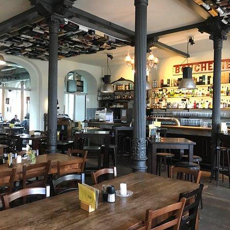 restaurant im schlachthof karlsruhe restaurant reviews. Black Bedroom Furniture Sets. Home Design Ideas