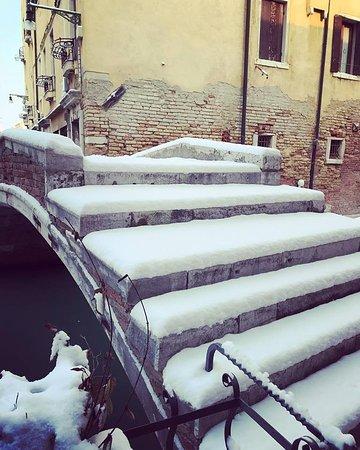 """3749 Ponte Chiodo: the bridge """"Pontechiodo"""" on March 2018"""