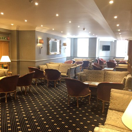 The Lounge at Prince Rupert Hotel