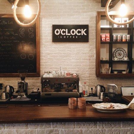 O'Clock Coffee