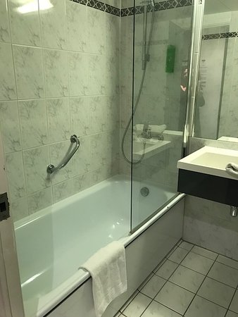 Saint-Josse-ten-Noode, België: Bathroom