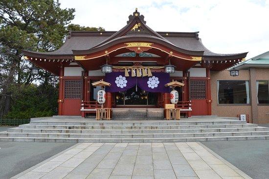 Inage Sengen Jinja Shrine