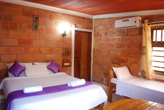 Coorg Jungle Kids Boutique Resort: AC Deluxe Room