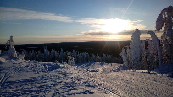 Hyrynsalmi, Finlandia: Уккохалла