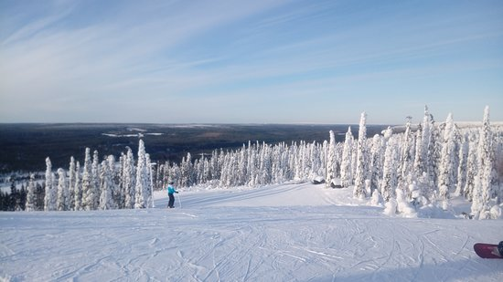 Hyrynsalmi, Finland: Уккохалла