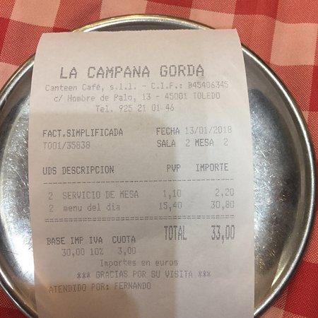 La Campana Gorda: photo2.jpg