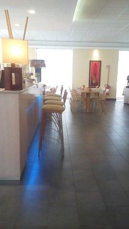 Bagno, Италия: Sala colazione