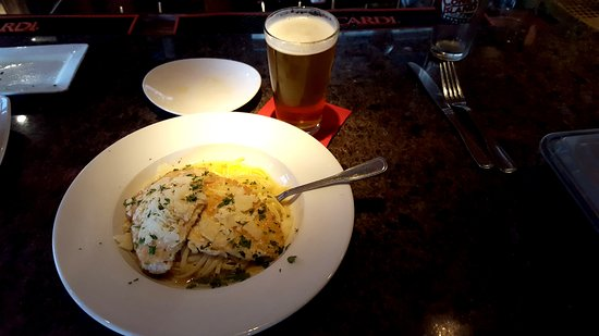 Simsbury, CT: Chicken Francaise