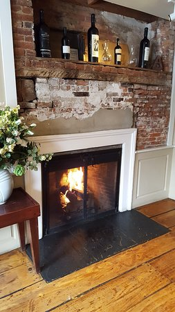 Simsbury, CT: Fireplace