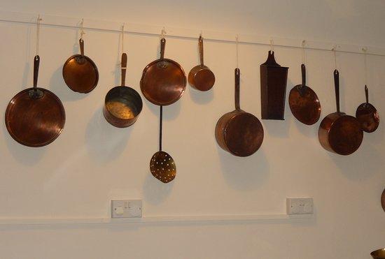 Arlington, UK: Kitchen