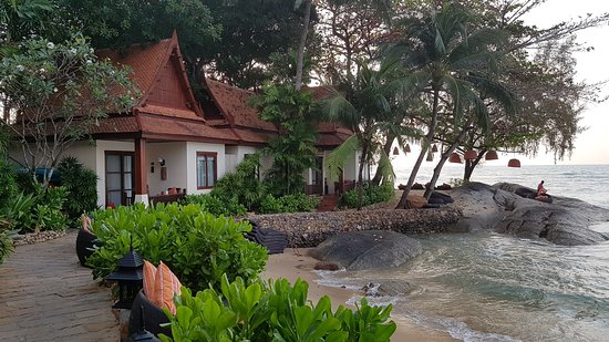 Rocky's Boutique Resort: rooms with a view