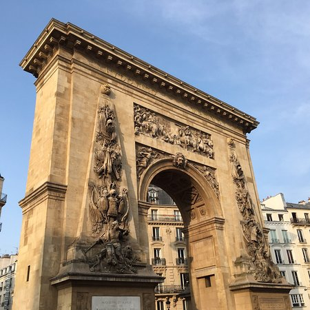 Porte saint denis paris frankrike omd men tripadvisor for Porte 12 tripadvisor