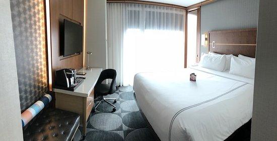 King Room - comfy bed