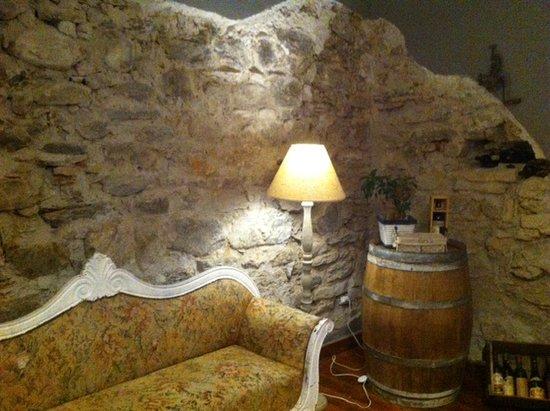 Invorio, Italien: Particolare della sala ...