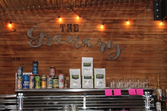 Lanesboro, MN: The Granary - Coffee, Beer, Wine & much more!