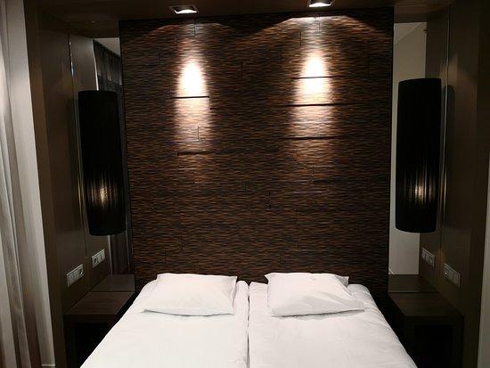 Tallink Hotel Riga: sängen